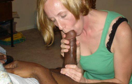 amateur mature interracial fuck