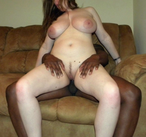 White Girl Fucks Black Dick