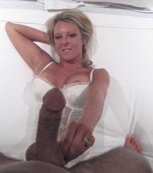 White Wife Cheating Black Cock
