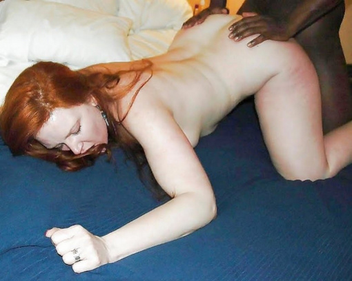 Red Head Fucked Black Dick