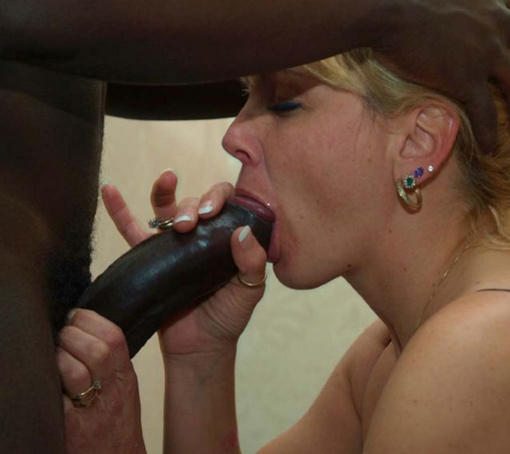Mature Vs Big Black Cock