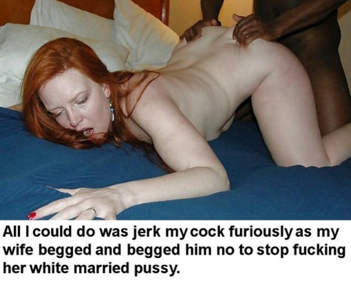 amateur white married pussy