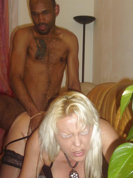 Black Dick Fucking Wet Pussy