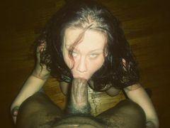 vintage interracial amateur in black and white