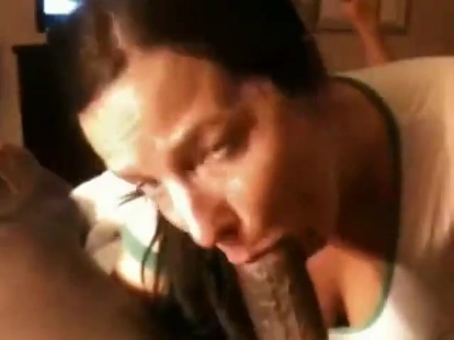 White Wife Swallows Black