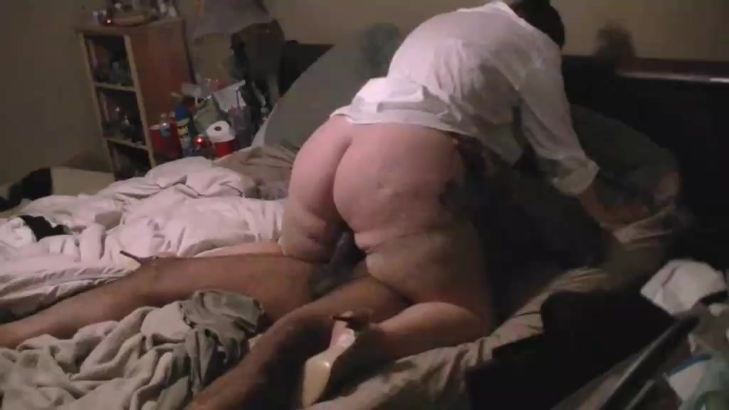 Reverse Cowgirl Riding Dick