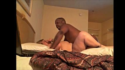 pulling her long nipples